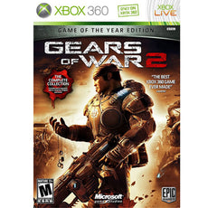 Xbox 360 Gears Of War 2 GOTY
