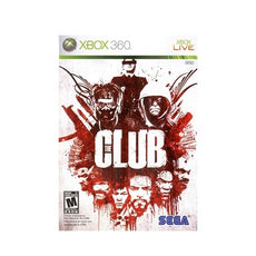 Xbox 360 The Club (NTSC / J)