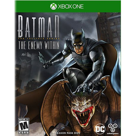 Xbox One Batman: The Enemy Within