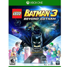 Xbox One Lego Batman 3 Beyond Gotham
