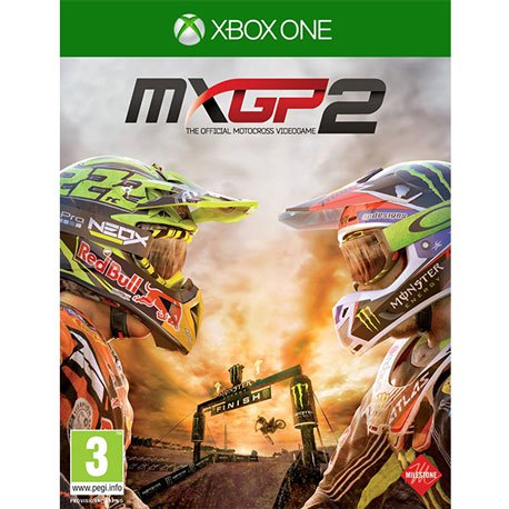 Xbox One MXGP 2 The Official Motocross Videogame