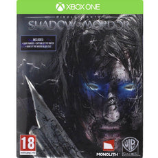 Xbox One Middle earth shadow of mordor (Steelbook)
