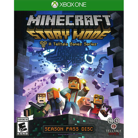 Xbox One Minecraft Story Mode - A Telltale Games Series