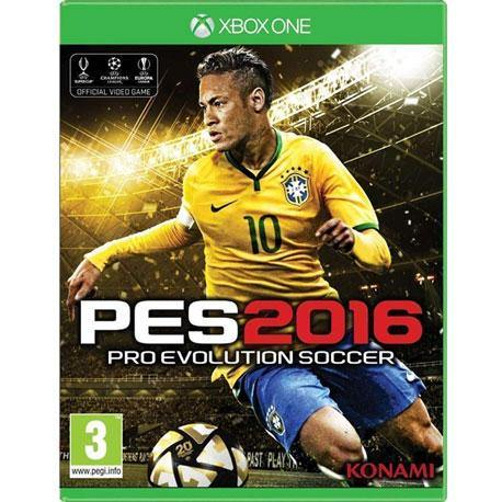 Xbox One PES Winning Eleven 2016 (NTSC)
