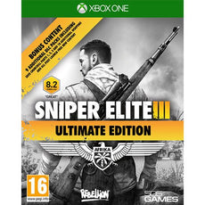 Xbox One Sniper Elite 3 Ultimate Edition