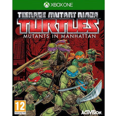 Xbox One Teenage Mutant Ninja Turtles Mutants