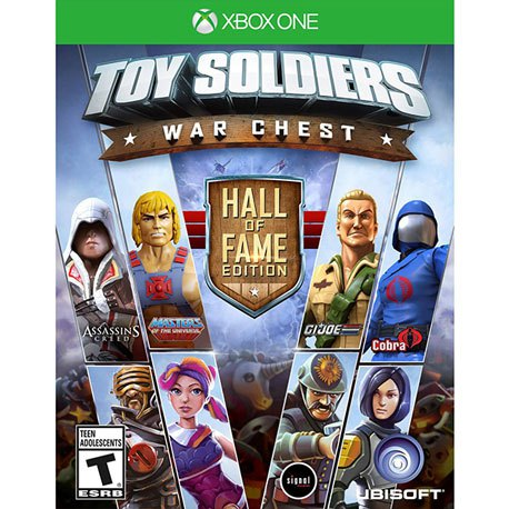 Xbox One Toy Soldiers War Chest