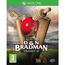 Xbox One Don Bradman Cricket 17