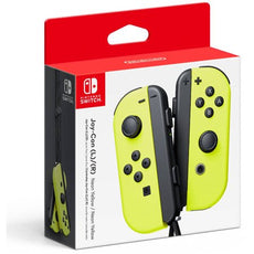 Nintendo Switch Joy-Con Controller - Neon Yellow