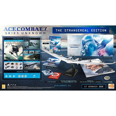 PS4 Ace Combat 7: Skies Unknown Strangereal Edition