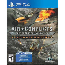 PS4 Air Conflicts: Secret Wars Ultimate Edition [R-ALL]