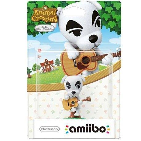 Amiibo for Nintendo Action Figure K.K. Slider (Animal Crossing Series)