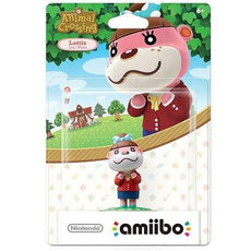 Amiibo for Nintendo Action Figure Lottie (Animal Crossing Series)
