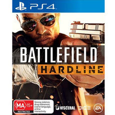 PS4 Battlefield Hardline (R2)