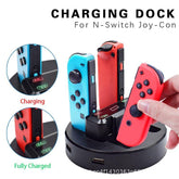 Joy Con Charging Dock for Nintendo Switch