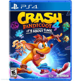PS4 Crash Bandicoot 4: It's About Time (R3)