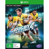 Xbox One Rugby Challenge 4