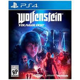 PS4 Wolfenstein: Youngblood