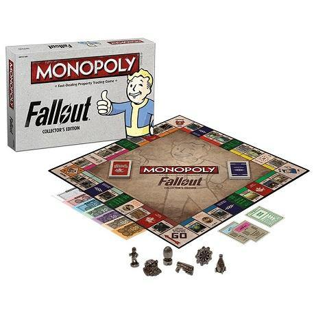 Monopoly Fallout Edition