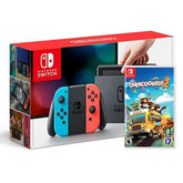 Nintendo Switch Console (Local Set) with Free Nintendo Switch Overcooked 2