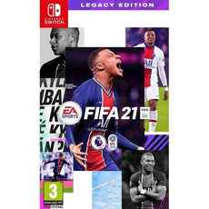 Nintendo Switch Fifa 21 Legacy Edition (EU)