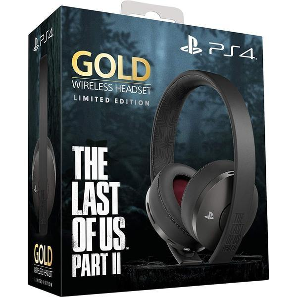 PS4 The Last of Us Part II Wireless Headset Limited Edition