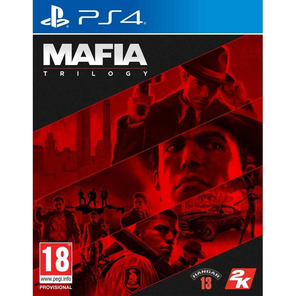 PS4 MAFIA TRILOGY (R2)