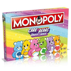 Monopoly Care Bears Edition Board Game