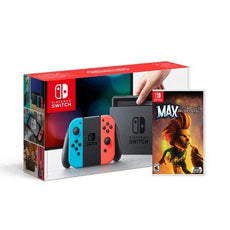 Nintendo Switch Console (Local Set) with 1 Game