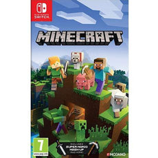 Nintendo Switch Minecraft Bedrock Edition
