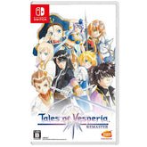 Nintendo Switch Tales of Vesperia Definitive Edition