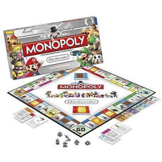 Monopoly Nintendo Collector Edition