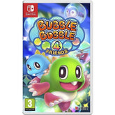 Nintendo Switch Bubble Bobble 4 Friends