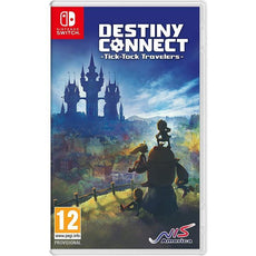 Nintendo Switch Destiny Connect: Tick-Tock Travelers (Time Capsule Edition)
