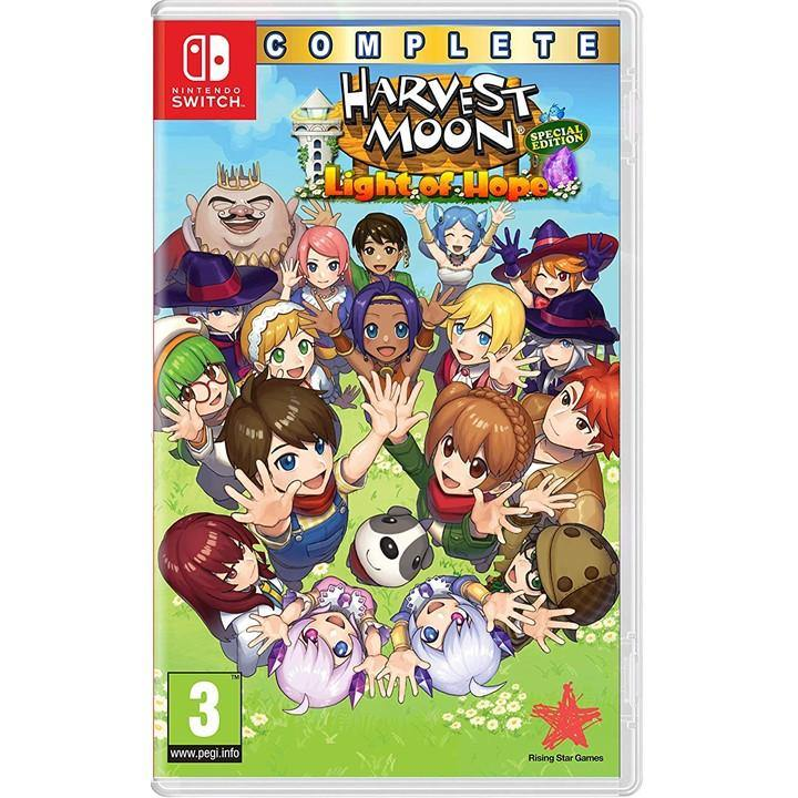 Nintendo Switch Harvest Moon Light of Hope Complete Edition (EU)