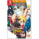 [Pre Order] Nintendo Switch Naruto Shippuden Ultimate Ninja Storm 4 Road to Boruto