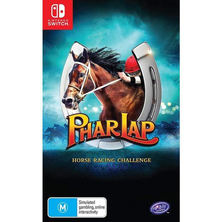 Nintendo Switch Phar Lap