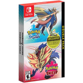 Nintendo Switch Pokemon Sword and Shield Dual Pack