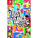 Nintendo Switch Just Dance 2021(EU)