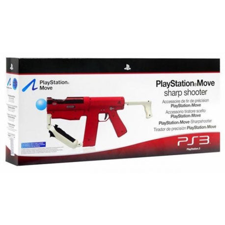 PS3 Move Sharp Shooter