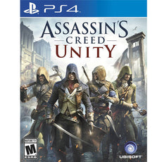 PS4 Assassin's Creed Unity (R-ALL)