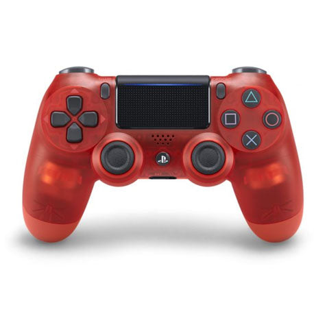 PS4 Controller Pre-Owned - Crystal Red