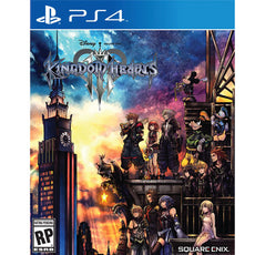PS4 Kingdom Hearts 3 (R3)