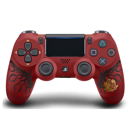 PS4 Controller Refurbished - Monster Hunter