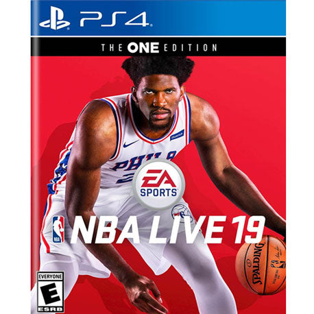 PS4 NBA Live 19: The One Edition