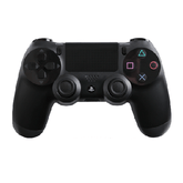 PS4 Controller Refurbished - Black