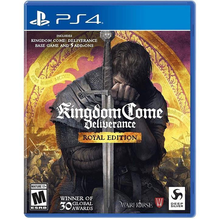 PS4 Kingdom Come Deliverance Royal Edition (RALL)
