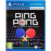 PS4 VR Ping Pong (R2)