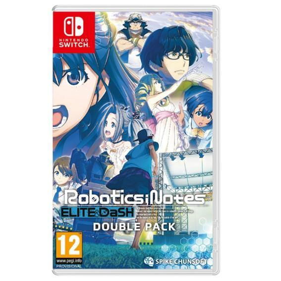 Nintendo Switch Robotics; Notes Double Pack (EU)