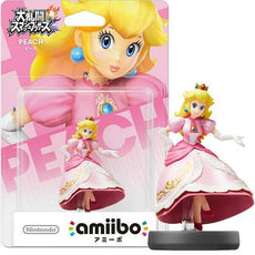 Amiibo Super Smash Bros. Series Figure- Peach